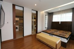 Condo with one bedroom and spacious living room in Chang Pheuk area, Chiangmai-6