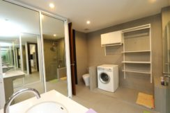 Condo with one bedroom and spacious living room in Chang Pheuk area, Chiangmai-8