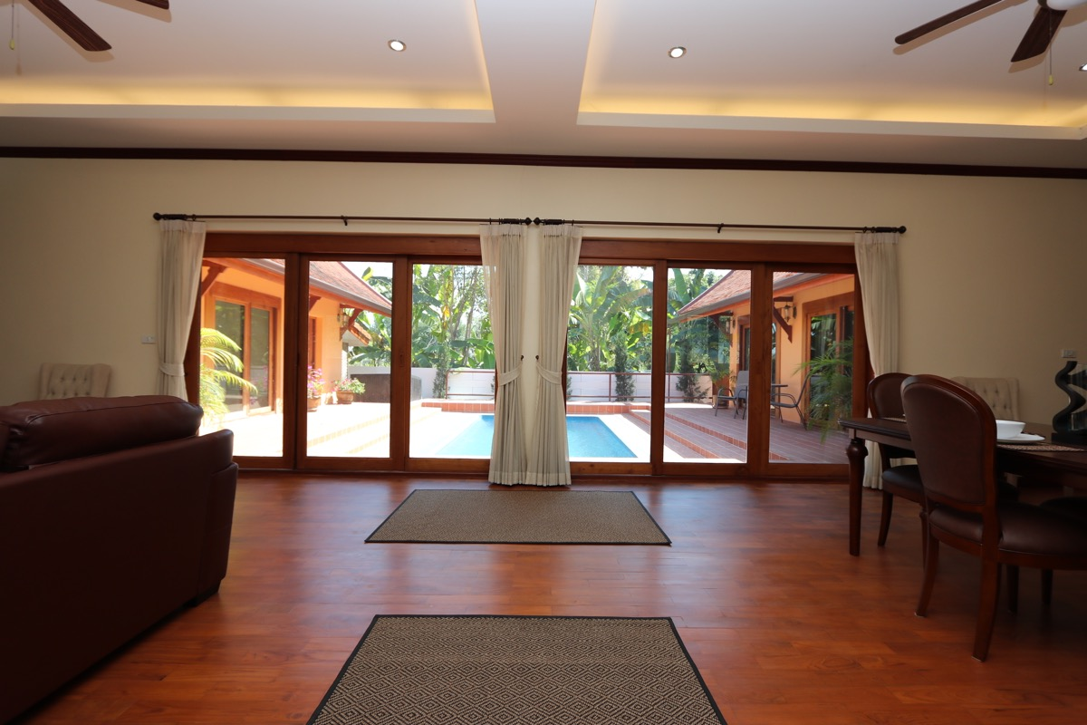 House with private pool near night safari for rent,hang dong-6